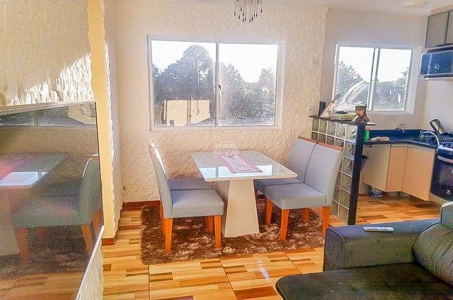 Apartamento à venda com 2 dormitórios em Jardim iruama, Campo largo cod:935942 - Foto 2
