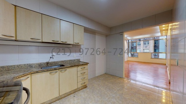 Apartamento para comprar com 106 m², 3 quartos (1 suíte) e 1 vaga em Ipanema - Rio de Jane - Foto 9