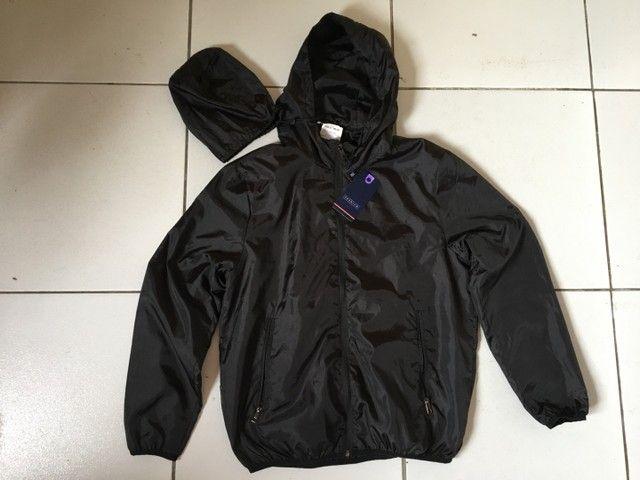 Jaqueta Polo impermeável - vender logo