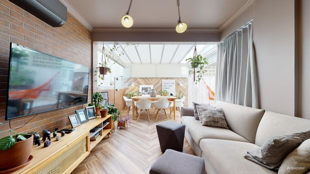 Apartamento de 101m², com 2 dormitórios/quartos, 1 suite com closet, 2 vagas cobertas - Jd - Foto 2