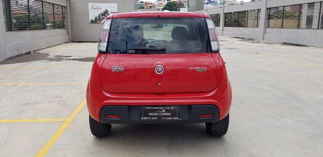 Fiat Uno Attractive 1.0 8V (Flex) 4p - Foto 4