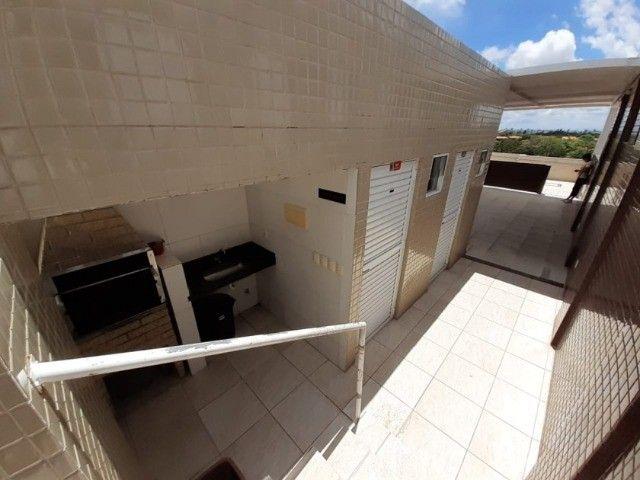 Apartamento no Bancários, 02 quartos com elevador e piscina - Foto 15