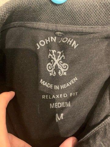 Camisa Polo John John - Foto 3
