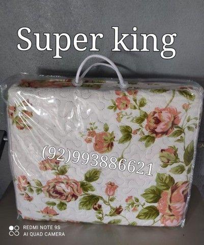 Colcha super king - Foto 3