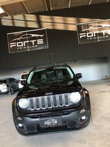 Jeep Renegade Longitude 2018 muito novo