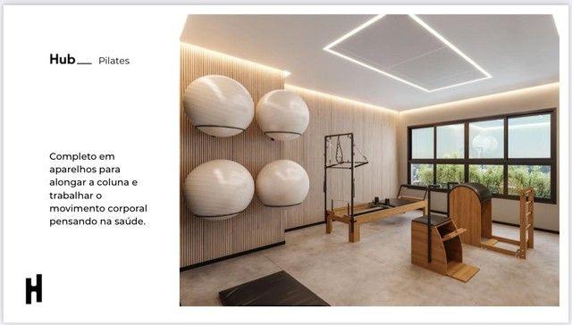 Compacto de luxo, 2 quartos com Varanda Gourmet, Ofurô e Churrasqueira. - Foto 19