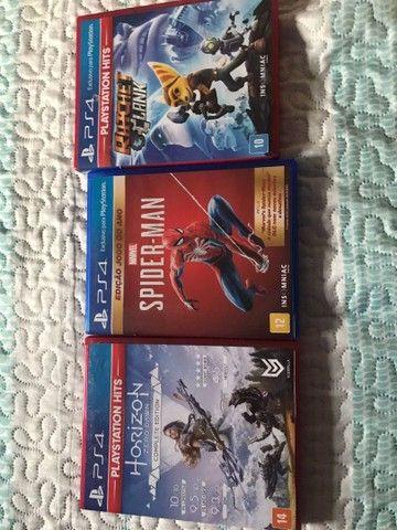 Vendo cd PS4