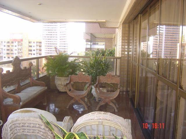 Apartamento para Venda em Fortaleza, Meireles, 4 dormitórios, 4 suítes, 2 banheiros, 6 vag - Foto 7
