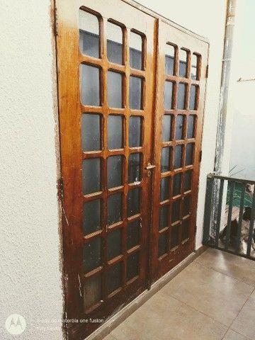 Portas de madeira (folhas ) - Foto 2