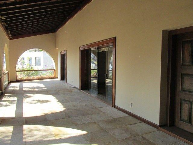 Casa à venda, 5 quartos, 1 suíte, 8 vagas, Cidade Jardim - Belo Horizonte/MG - Foto 8