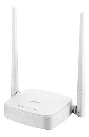 Roteador wireless Multilaser 300Mbps