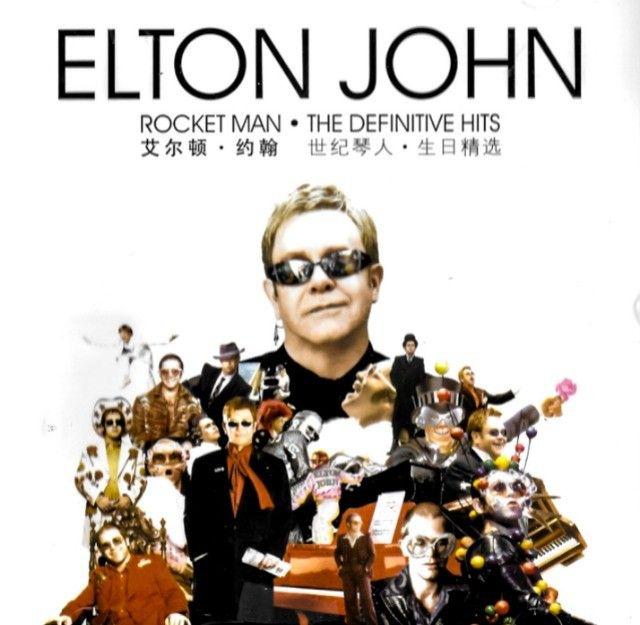 Elton John todas as mu$ic@s p/ouvir no carro, em casa no apto