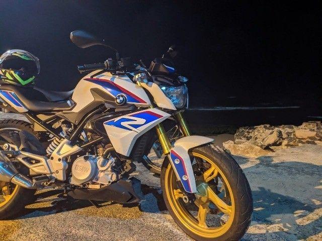 BMW  G 310 R 2018  18,000KM