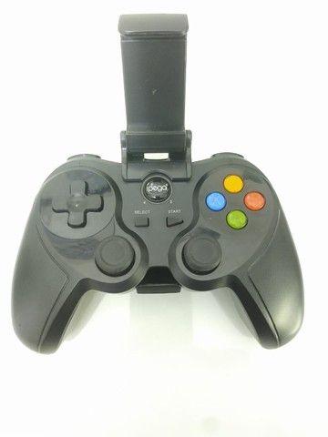 Controle Joystick Ípega GP-9078 Bluetooth - Foto 2