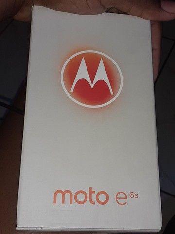 MOTO E6S novo na caixa