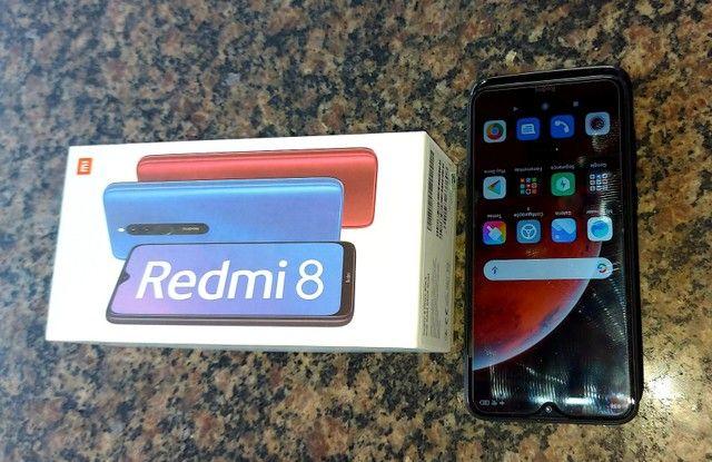 Redmi 8 Onyx Black 64 GB  - Foto 2
