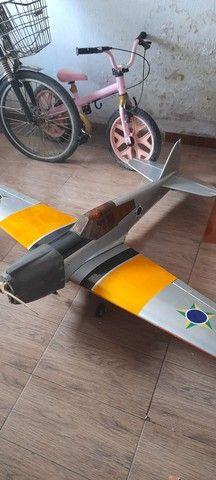 Avião aero modelo - Foto 4