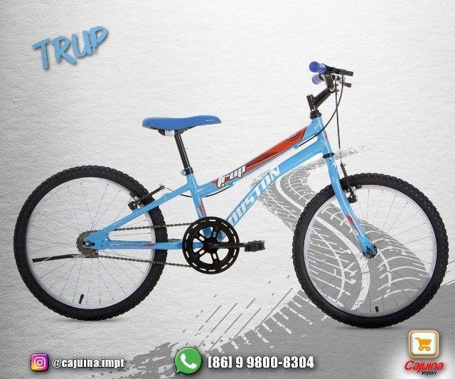Bicicleta Aro 20 Houston Trup T24sd9sd21