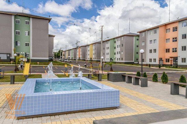 Res. Rio Japurá | Apartamento 3 Dormitórios | Vaga | 54 m²Privativos| Colombo - Foto 2