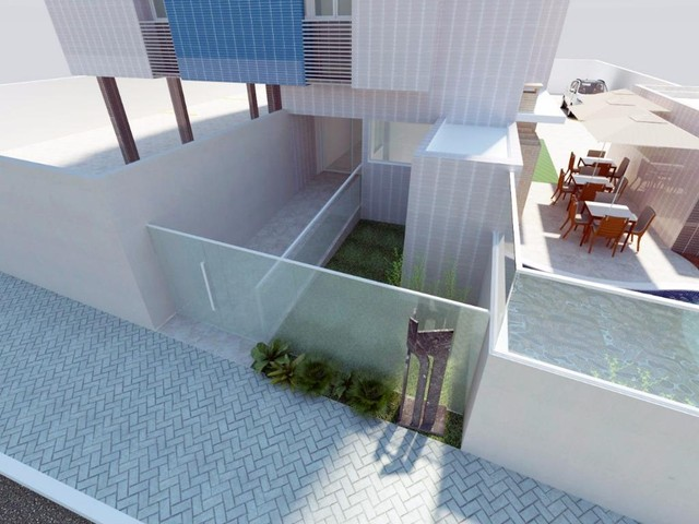 Apartamento com 2 quartos à venda, 61 m² por R$ 282.348 - Aeroclube - João Pessoa/PB - Foto 5