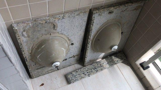 Pia + bancada de granito + rodobanca - Foto 2