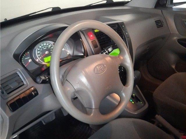 Hyundai/Tucson GLS 2.0 16V 143CV Automática Flex!!!! - Foto 12