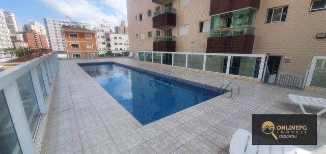 Apartamento com 2 dormitórios à venda, 80 m² por R$ 420.000,00 - Vila Tupi - Praia Grande/ - Foto 8