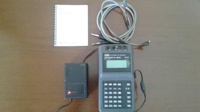 Analisador de linha ? TN-10 (Telecomunicações)