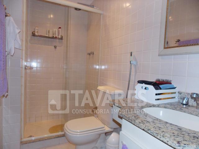 Apartamento à venda com 3 dormitórios em Barra da tijuca, Rio de janeiro cod:40946 - Foto 17