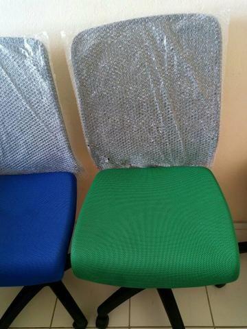 Cadeiras para escritório alta linha novas! a partir de 200,00 cada
