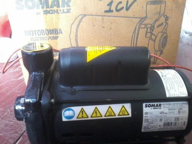 Vendo bomba d'agua nova na caixa