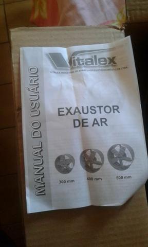Exaustor Vitalex 300MM