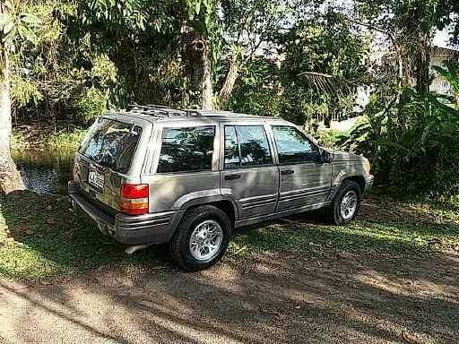Great Jeep Grand Cherokee Limited 5.2