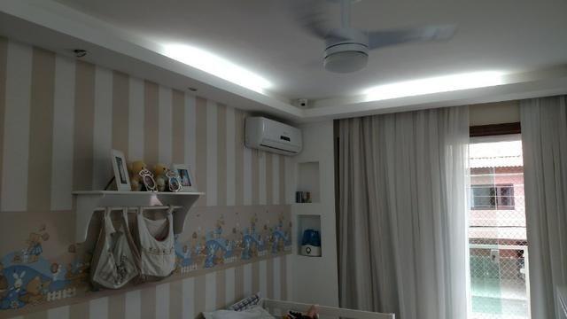 Excelente Cs de Condomínio 443 M2 4 Qts 02 suítes mobiliada finíssimo acabamento !!! - Foto 12
