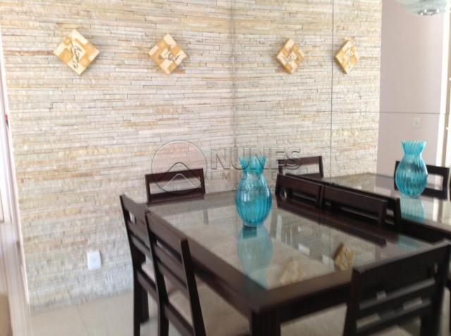 Apartamento à venda com 3 dormitórios em Km 18, Osasco cod:354131 - Foto 4