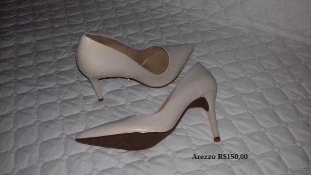 5a049a087 Sapatos Arezzo Shoestock Schutz - Roupas e calçados - Mooca, São ...