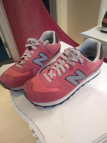 1e2590c43ec Tênis New Balance n°39 - Roupas e calçados - Embaré