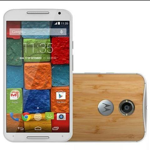 c625c25fe86 Motorola Moto X Xt1097 Bambu Seminovo Com Nota e Garantia ...