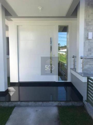 Ca0054 - casa com 4 dormitórios à venda, 380 m² por r$ 1.490.000 - cidade universitária pe - Foto 3