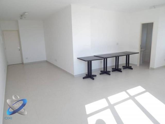 Salas disponíveis para locação no prime offices - jd aquarius - são josé dos campos/sp - Foto 2