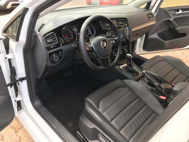 Volkswagen Golf 2017, Highline TSI 1.4 Turbo, 11.000 km impecável, aceita troca - Foto 9