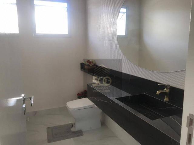 Ca0054 - casa com 4 dormitórios à venda, 380 m² por r$ 1.490.000 - cidade universitária pe - Foto 8