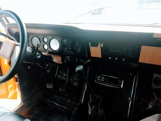 Ford F-1000 Cabine Dupla Diesel MWM 1988 - Foto 12
