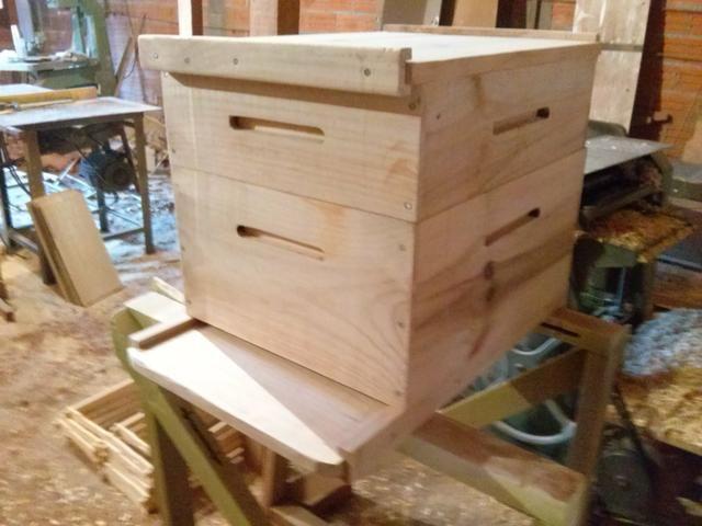 Caixas para abelhas Europa - Foto 5