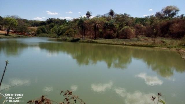 Quer morar com muita qualidade de vida e ser vizinho da natureza, lindo loteamento - Foto 2