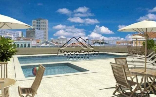 Apartamento na Vila Caiçara em Praia Grande - Foto 3