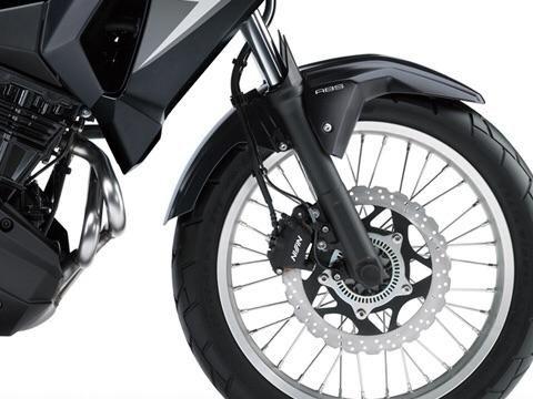 Nova Kawasaki Versys-X 300 2020 - Foto 4
