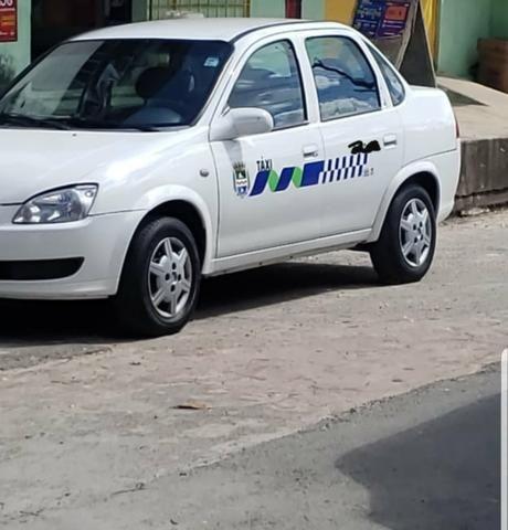 Classic taxi de Maceió
