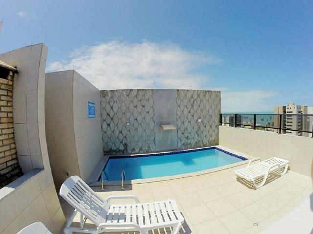 Apartamento Ja alugado/ Investidor Edf. Blue Tower 2/4 na Jatiúca - Foto 11