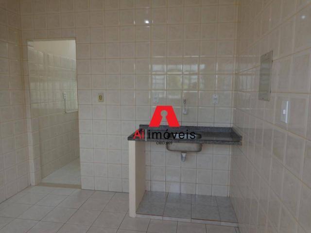 Apartamento com 1 dormitório para alugar, 35 m² por r$ 750,00/mês - conquista - rio branco - Foto 8